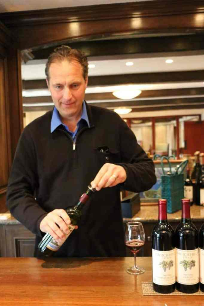 Girgich Hills Estate Winemaker