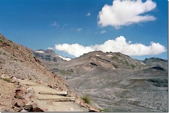 Skyline Trail at Mt Rainier