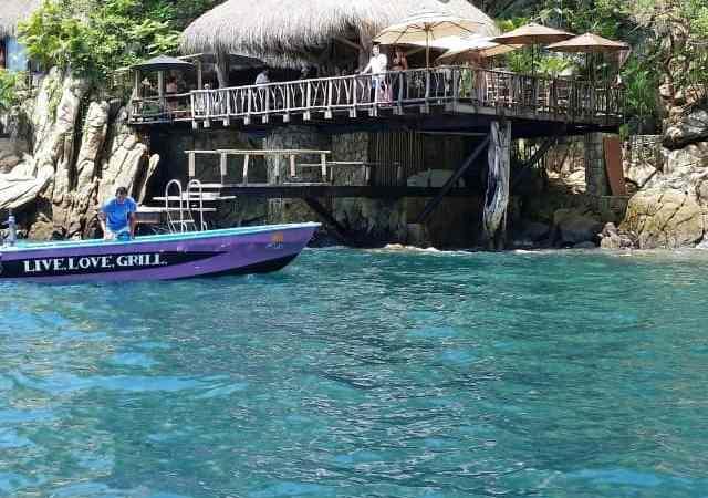 Ocean Grill Puerto Vallarta