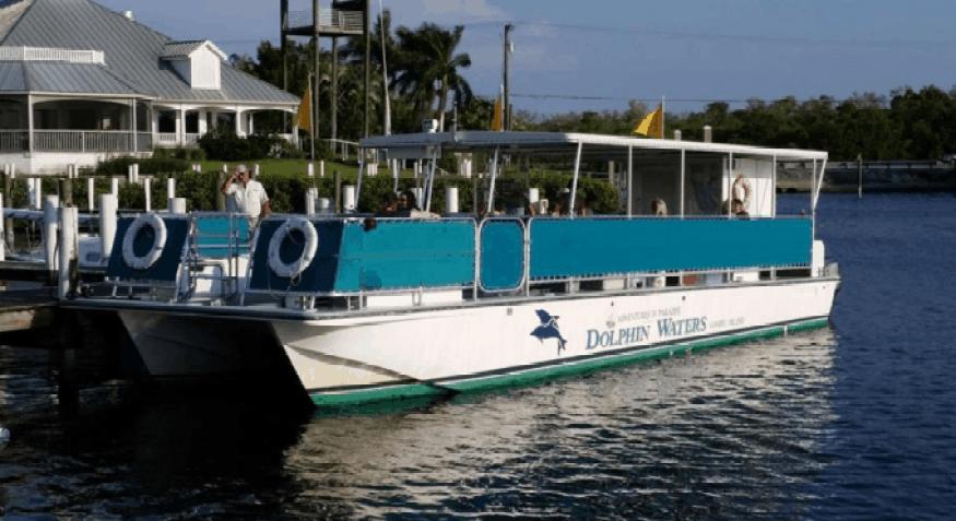 sanibel adventures in paradise boat