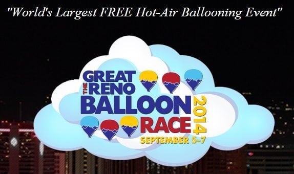 Reno Hot Air Balloon Race Logo