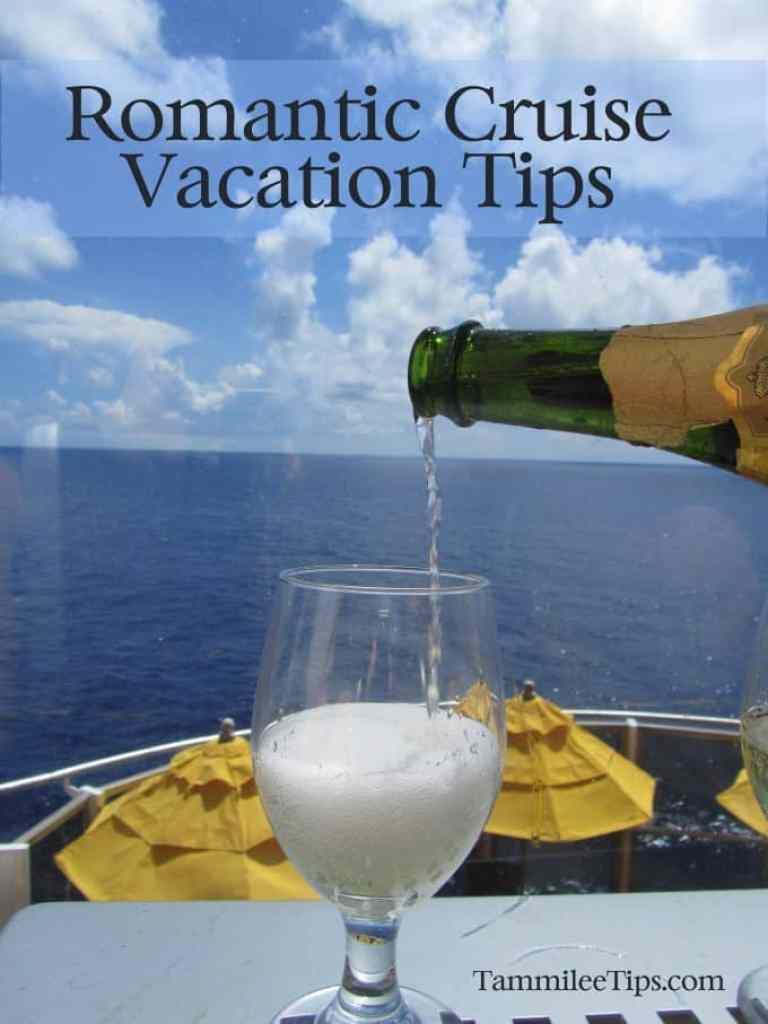 Romantic Cruise Vacation Tips