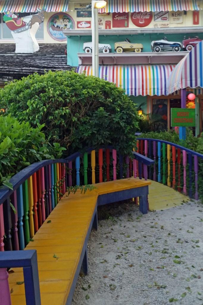 Bubble Room Entrance Captiva Island