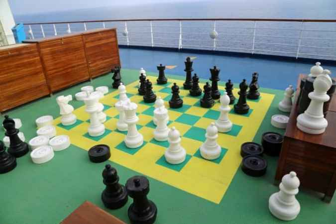 10 Things I Didn't Expect to Find on a Cruise Ship