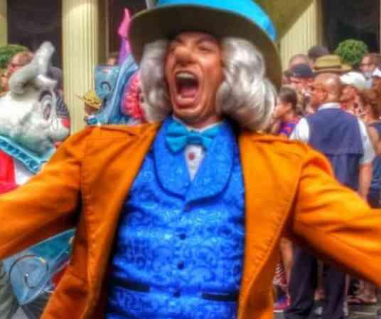 Walt Disney World Festival of Fantasy Parade