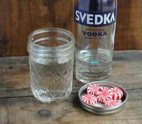 Peppermint Vodka Ingredients