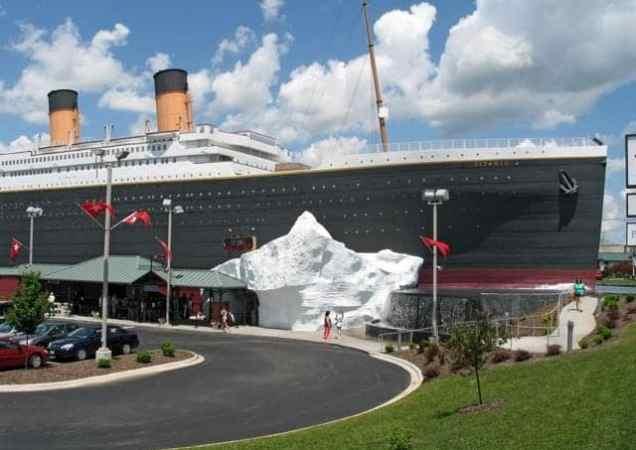 Branson Titanic Museum
