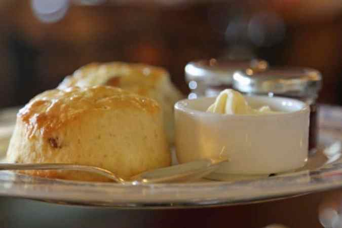 Tea at the Fairmont Empress Victoria BC