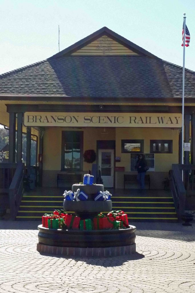 Blog Branson Scenic Railway Train Station