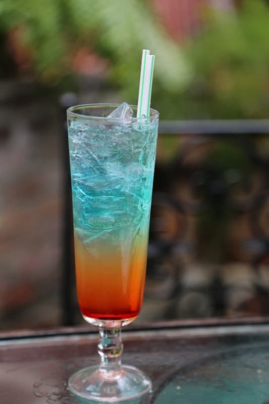 Rainbow Cocktail Recipe