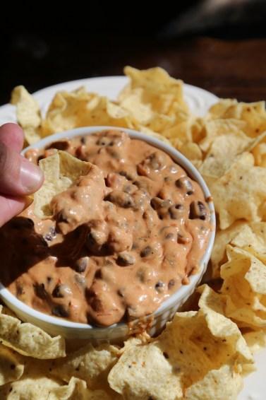Black Bean Queso Dip Recipe