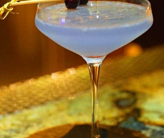 Aviation Cocktail Recipe and Mixology Class at the Monte Carlo Las Vegas