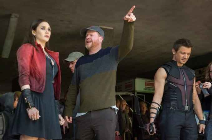 Avengers Age of Ultron interview with Director Joss Whedon #AvengersEvent
