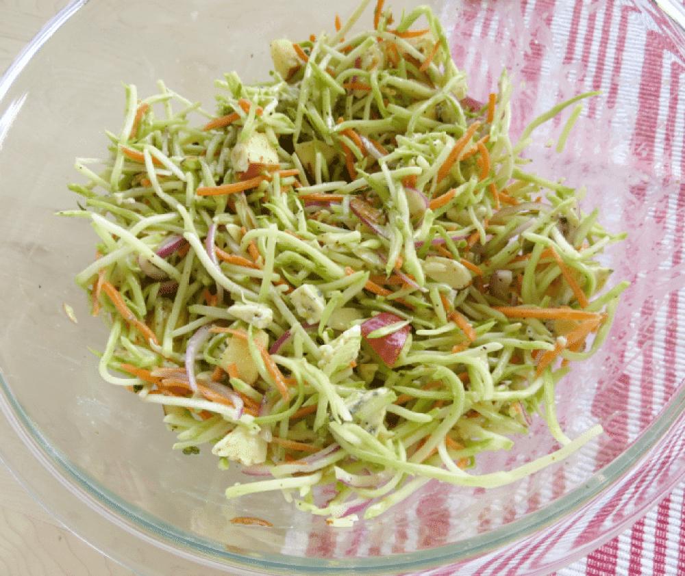 Broccoli Slaw - Step 3