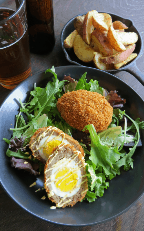 Scotch Eggs Recipe Tammilee Tips