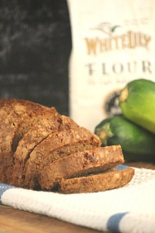 zuccinni bread recipe