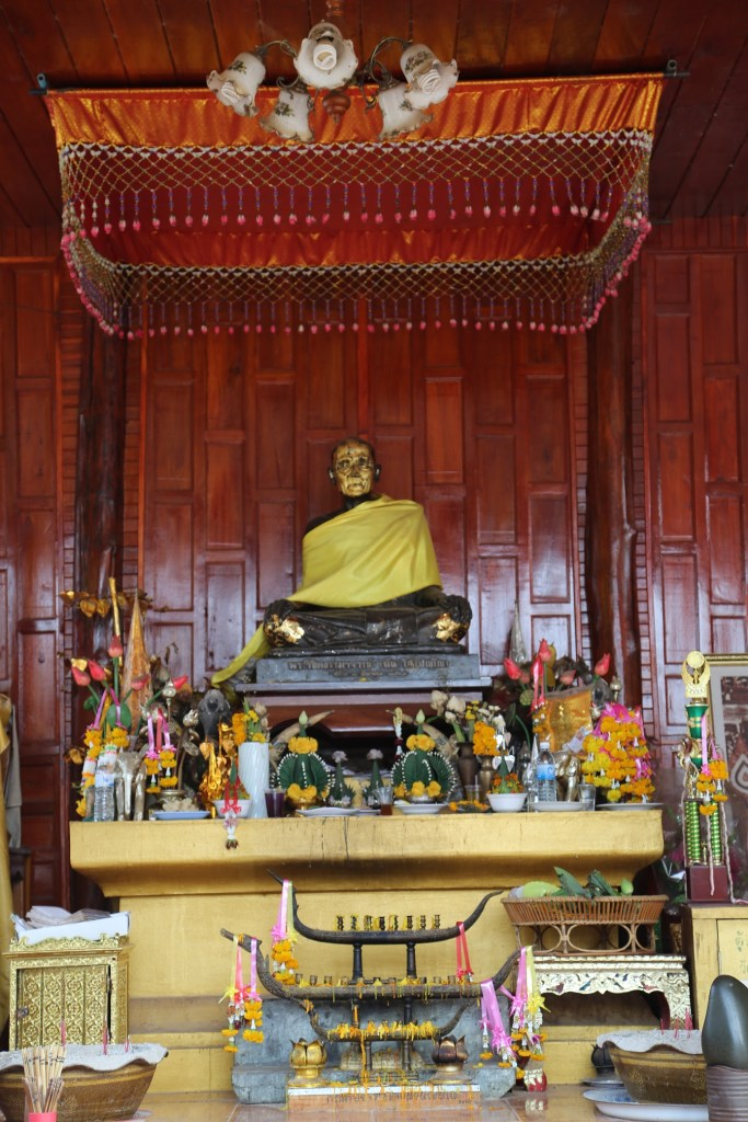 Chaing Khan Thailand budhha