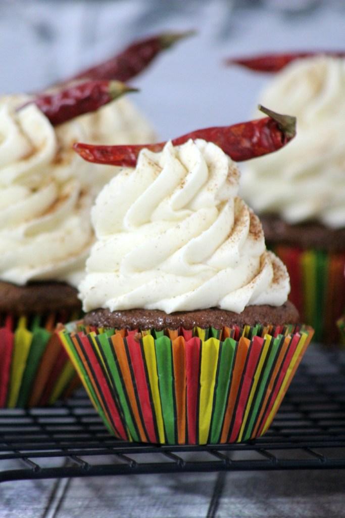 Mexican Chocolate Cupcake Recipe