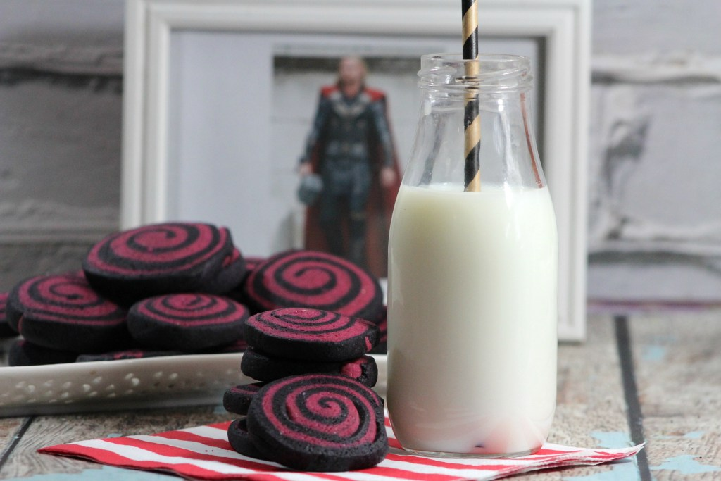 Halloween Pinwheel Cookie Recipe