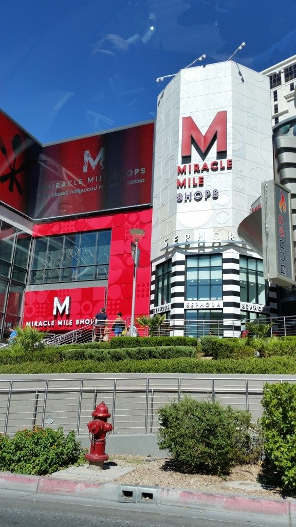 Miracle Mile Shops Vegas