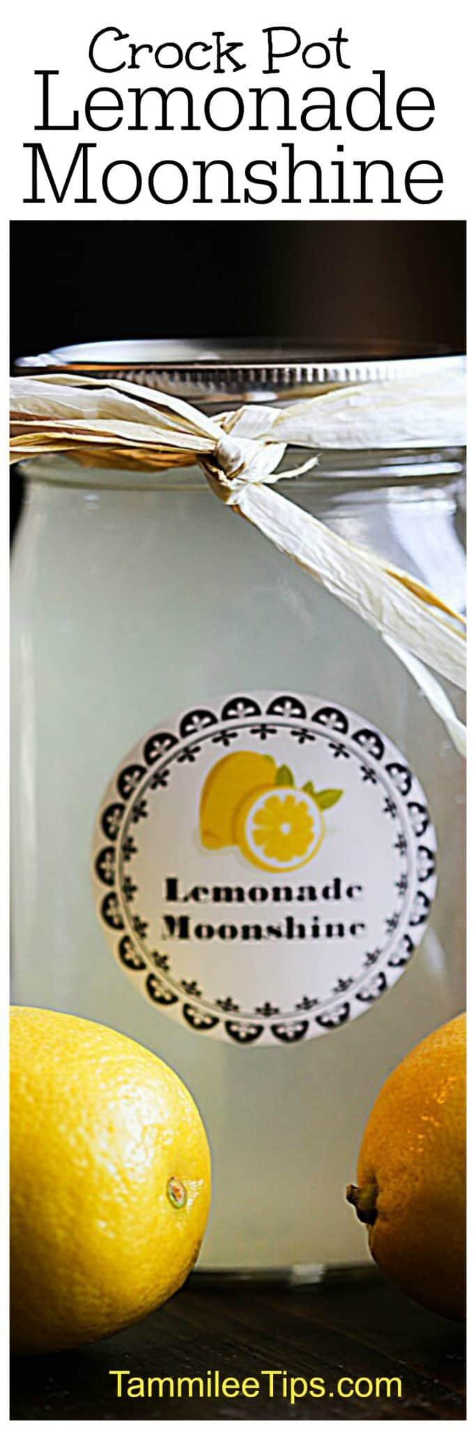 Lemon moonshine cake recipe