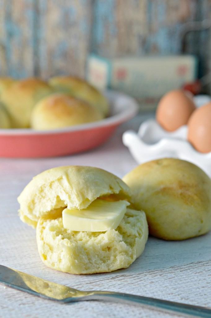 Sweet Bread Recipe 3