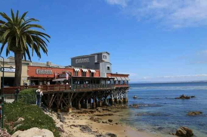 Great Restaurants on Cannery Row in Monterey California
