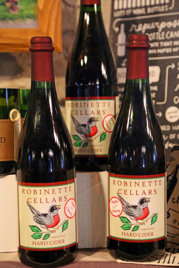 Robinettes Hard Cider