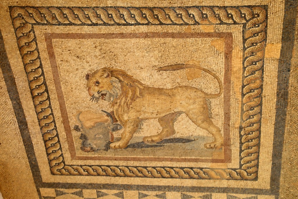 lion Terra Cotta House