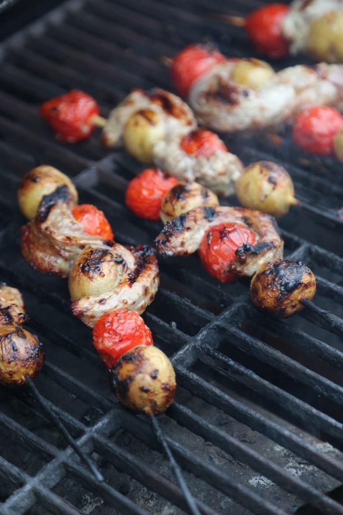 Ranch Steak Kabobs Recipe