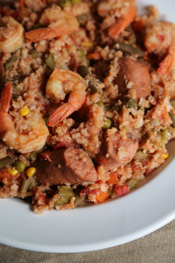 Crock Pot Kielbasa and Shrimp Stew Recipe