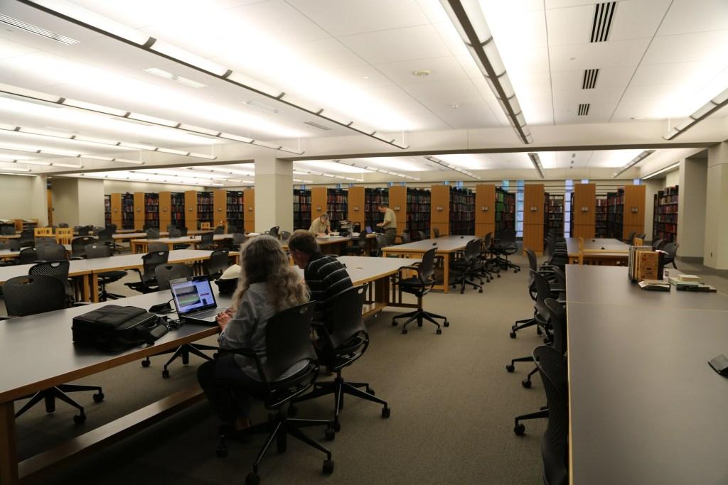 Fort Wayne Genealogy Library