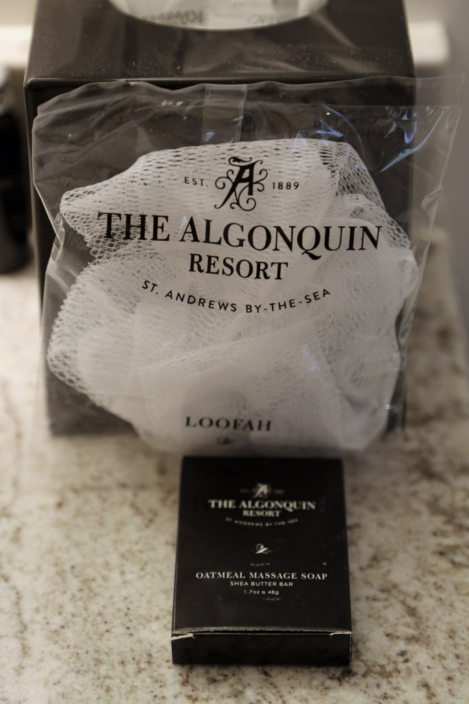 Algonquin Resort Bathroom