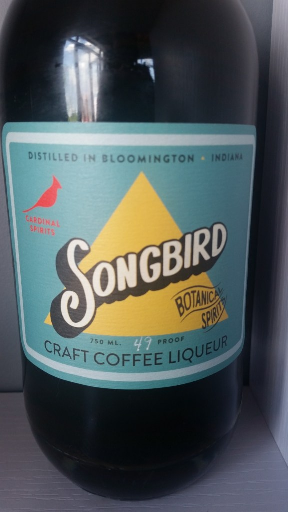 Cardinal Spirits Coffee Liguer