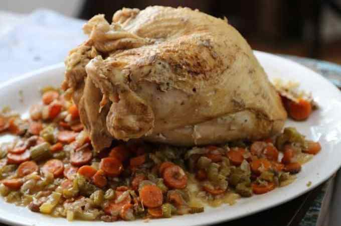 Slow Cooker Crock Pot Turkey Recipe