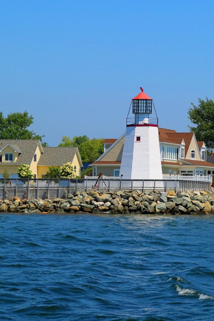 Lighthouse near St. Andrews