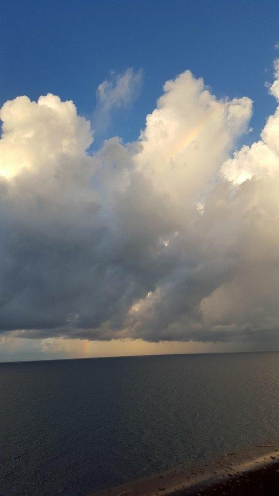 grand turk storm