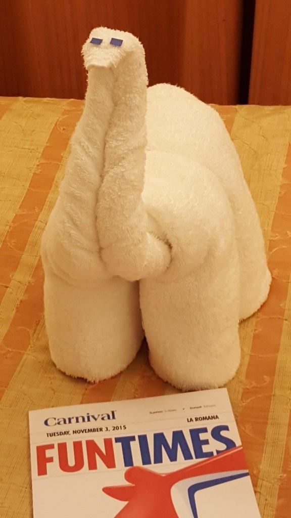 dino towel animal
