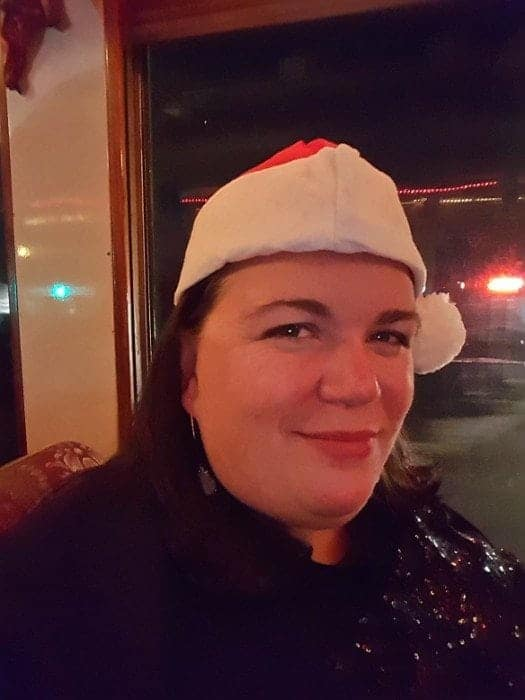 Christmas Wine Train 2