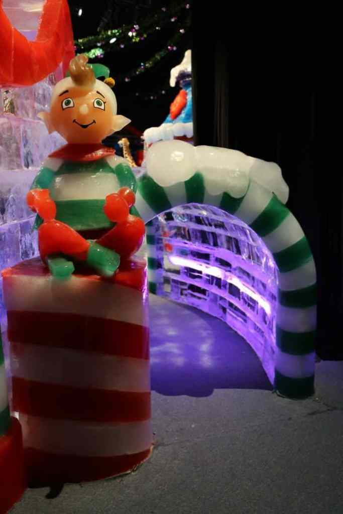 Ice at the Gaylord Texan 98