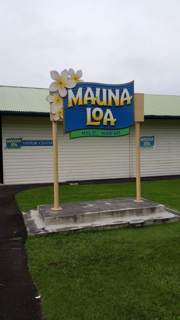 Mauna Loa Big Island of Hawaii