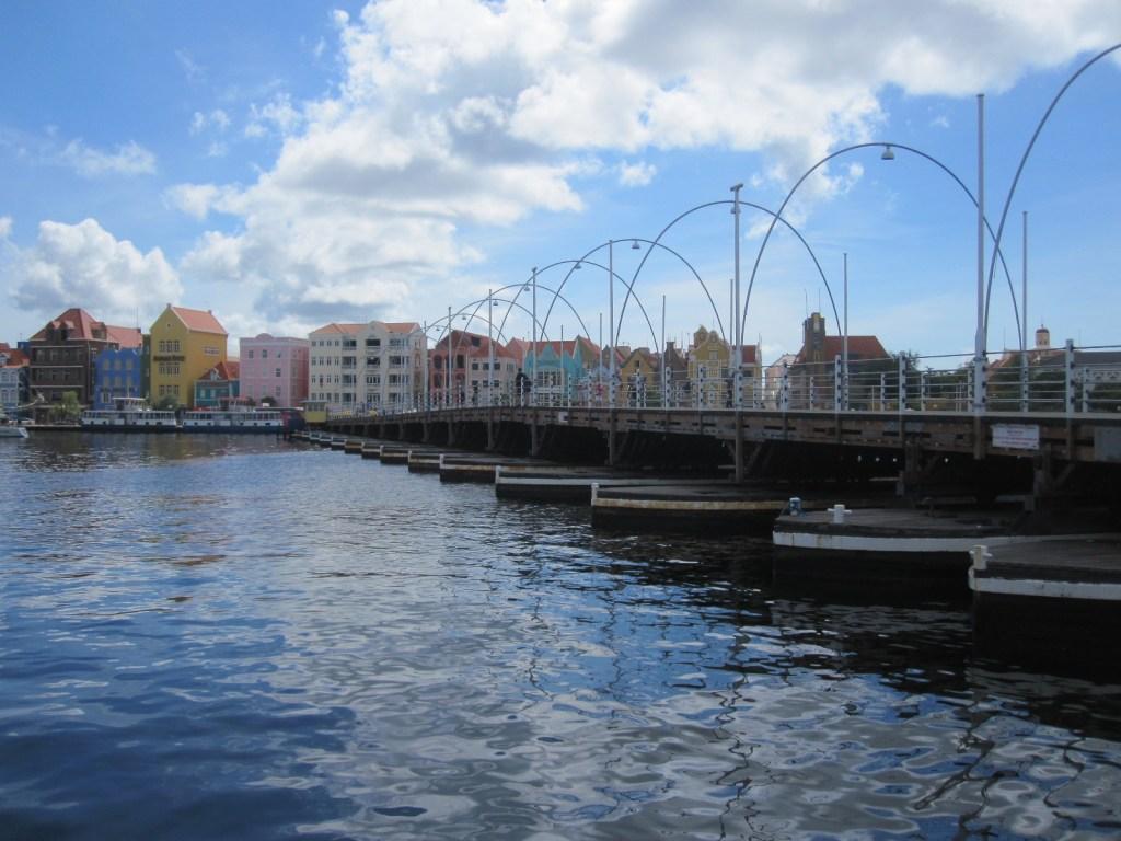 Queen Emma Bridge Curacao