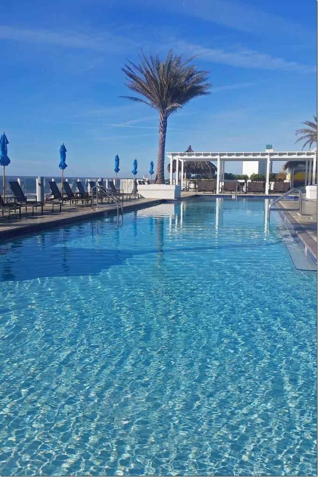 pool at Margaritaville Pensacola