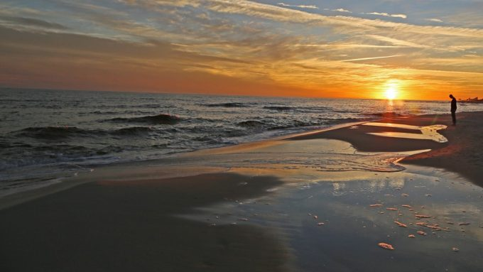 Gulf Island National Seashore is the heart of Panama City Florida