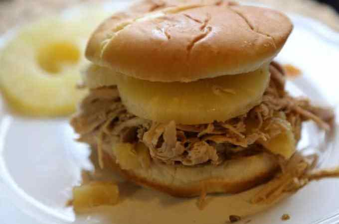 Crock Pot Hawaiian Pulled Pork Recipe