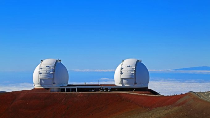 An adventure to the top of Mauna Kea on the Big Island of Hawaii