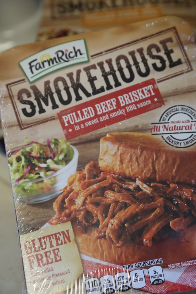 Farm Rich Smokehouse Pulled Beef Brisket