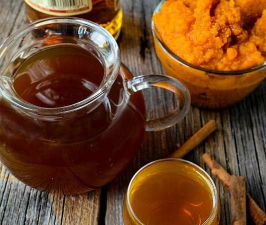 Crock Pot Pumpkin Liqueur Recipe