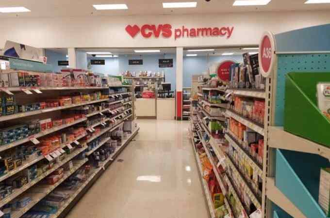So excited CVS Pharmacy is now at Target!