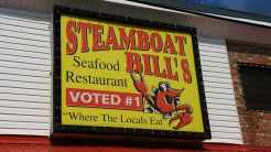 Steamboat Bill's Seafood Restaurant
